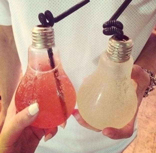 These sodas, SMH: