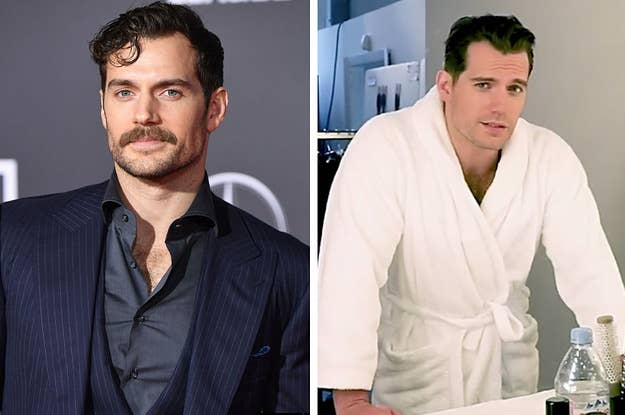 Henry Cavill Is Actually Prince Eric, And This Picture Is