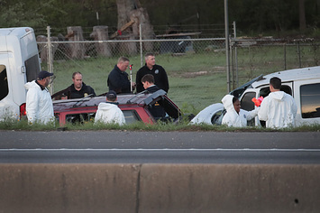 The Austin Bombings Suspect Has Died In An Explosion After A Shootout