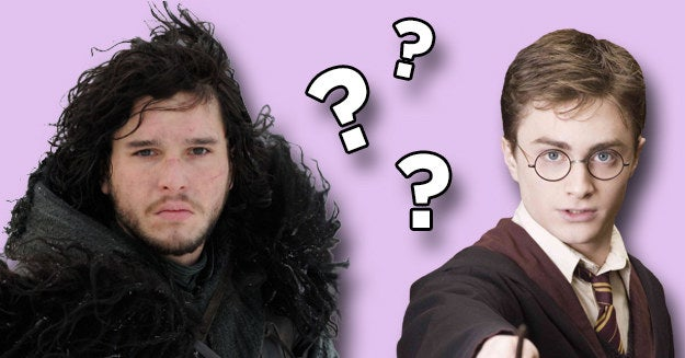 """Which """"Harry Potter"""" Character Are You Based On Your """"Game Of Thrones"""" Opinions?"""