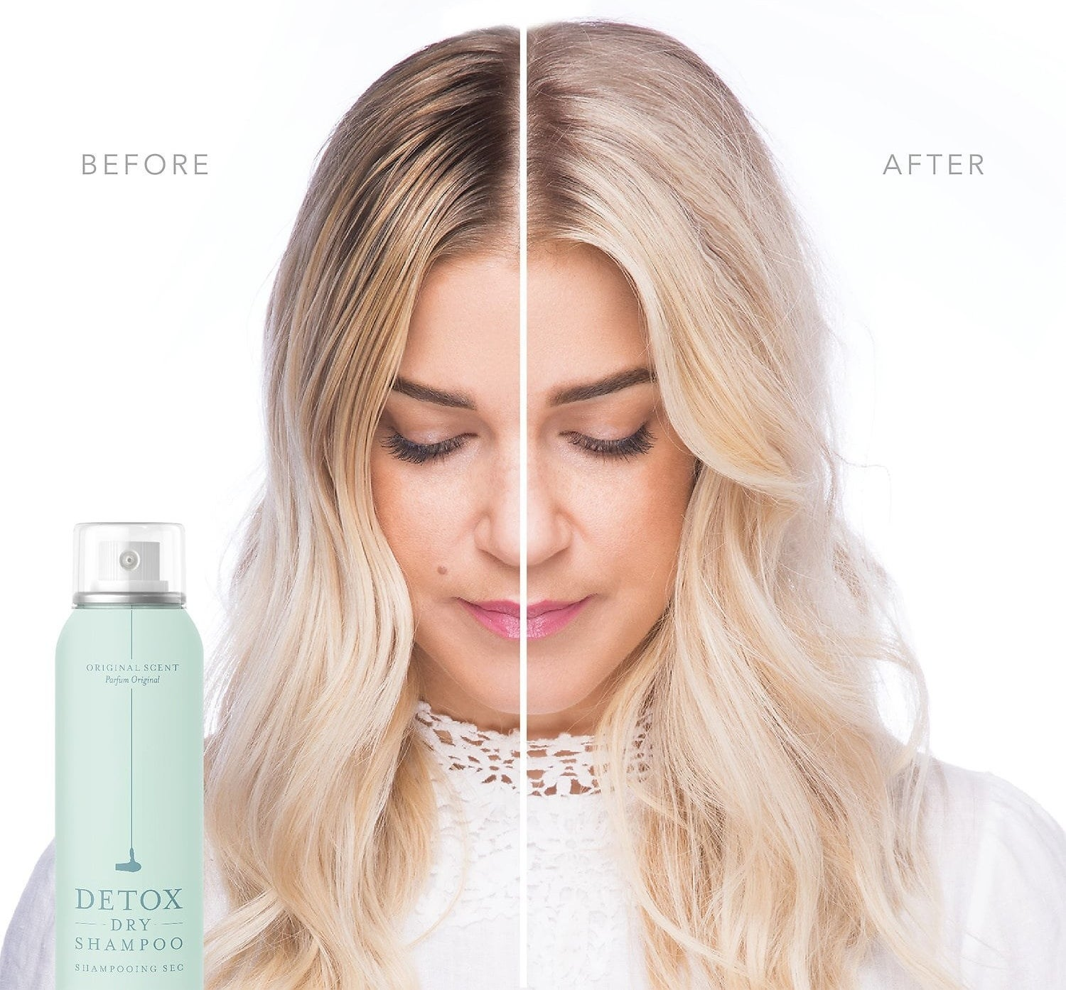 """Promising review: """"No lie. This stuff is incredible. I never truly understood dry shampoo, because I've never found that it actually replaced real shampoo until I tried this stuff. I can literally go a week without washing my hair if I give it a quick blast with this. Now I can get up on Monday, take my time doing my hair, and literally don't have to wash again until Saturday...and I was a RELIGIOUS every-other-day hair washer. No one can tell that I haven't washed it, either. I get more compliments on my hair at the end of the week than the beginning! Doesn't hurt that I really like the smell as well. This will be a part of my beauty routine forever. Can't say enough good things."""" —bethika32Get it from Sephora for $23. Cruelty-free and leaping bunny certified."""
