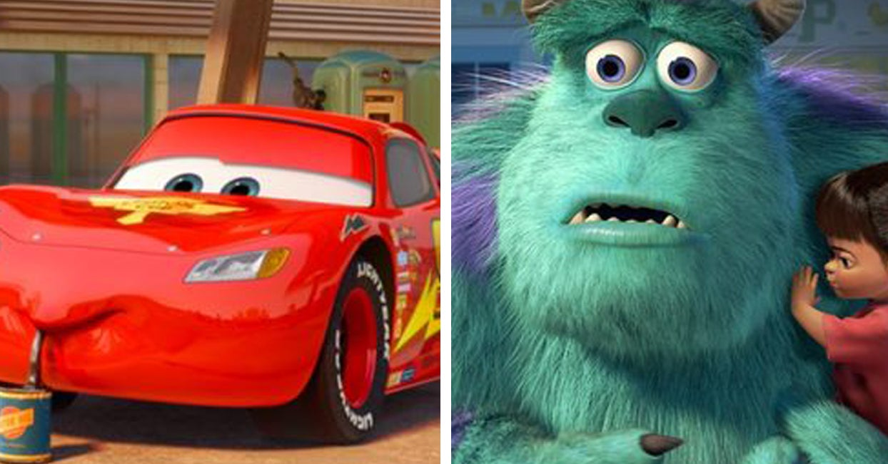 Only A True Pixar Fan Can Get 8/13 On This Quiz