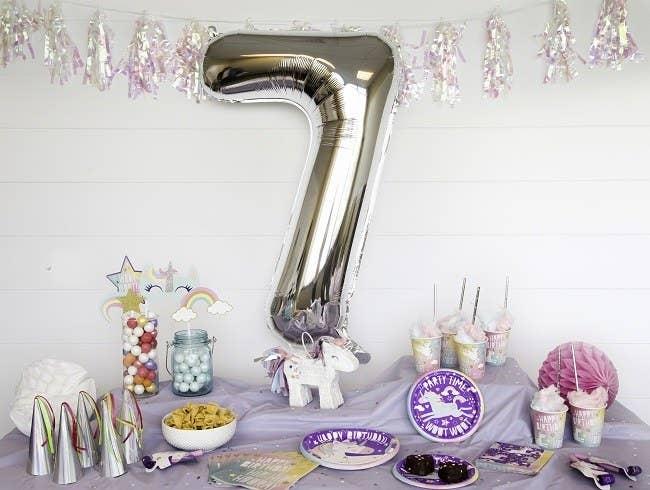 12 Ways To Make Your Unicorn Birthday Party Sparkle!