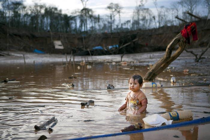 目を背けたくなるあまりに酷い現実、世界中の水質汚染を紹介する20枚の写真