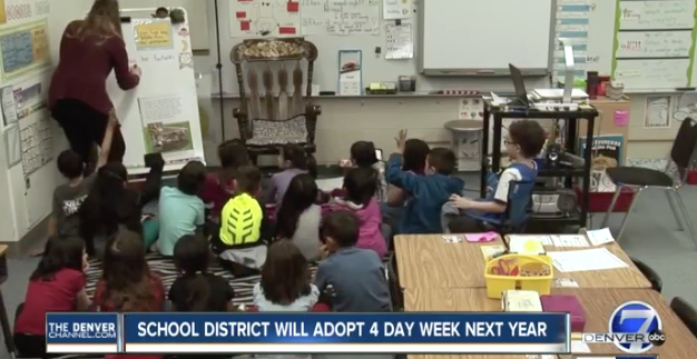 A School District Is Moving Its Students To A Four-Day School Week. Parents Aren't Sure How To Feel.