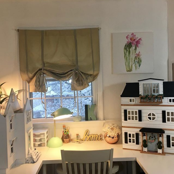 This Fixer Upper Inspired Dollhouse Is The Best Thing You Ll See