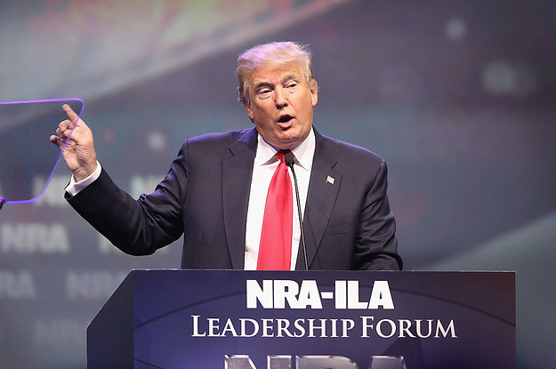 Documents Show The Trump Administration Approved Bump Stocks Before It Opposed Them