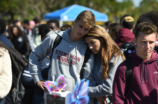 Stoneman Douglas Students Are Not Happy With Their School's Decision To Allow Only Clear Backpacks On Campus