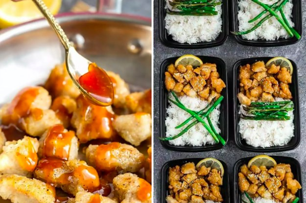 16 make ahead lunch recipes that are perfect for bringing to work forumfinder Images