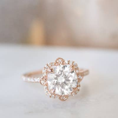 Which Summer Engagement Ring Matches Your Personality