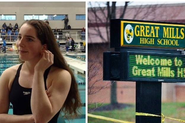 A 16-Year-Old Girl Who Was Shot At Her Maryland High School Is Being Taken Off Life Support