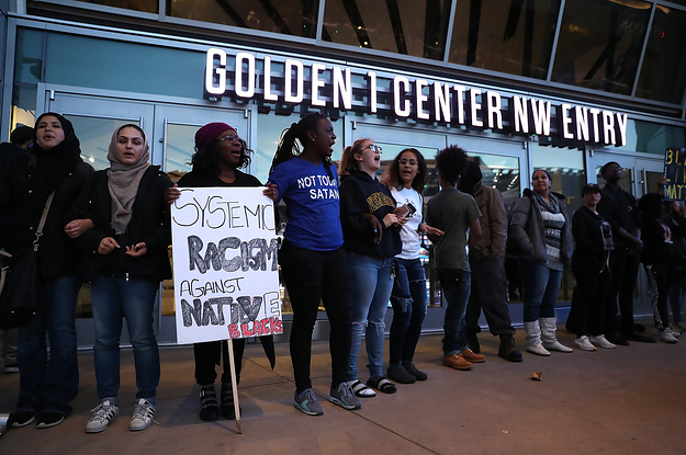 Hundreds Of Protesters Delayed An NBA Game After Sacramento Police Shot An Unarmed Black Man