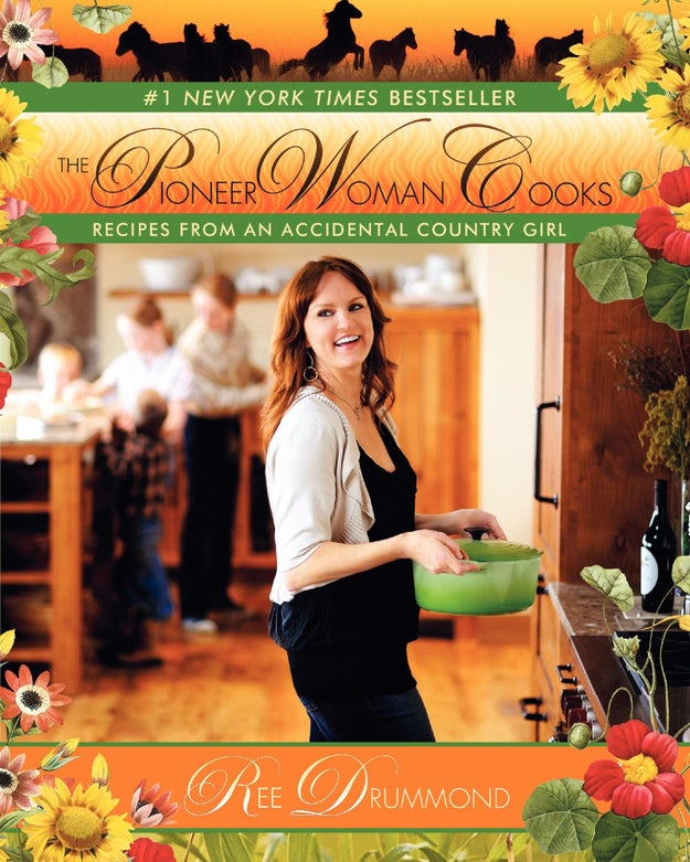 Get your hands on Ree's best-selling cookbook so you can learn how to make more right from the ranch recipes.