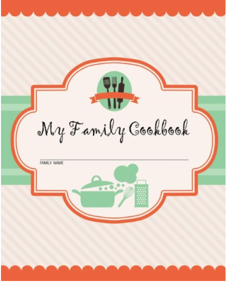 Collect your own family's best slow-cooker recipes using a recipe journal (with room for 200 recipes!) – because nothing says Pioneer Woman more than home-cooked, family recipes.