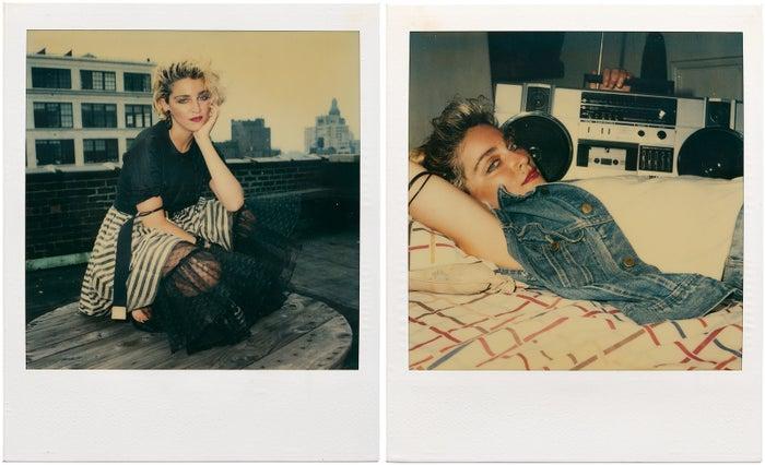 Madonna, June 17, 1983.