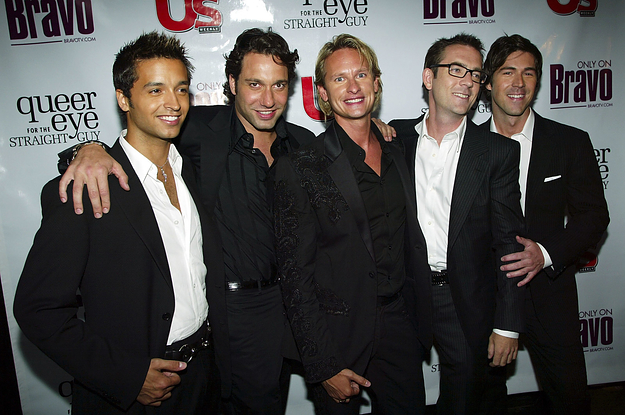 Heres What The Original Cast Of Queer Eye Thinks Of The Netflix Reboot