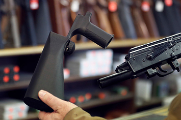 This Is The Trump Administration's New Proposal To Ban Bump Stocks