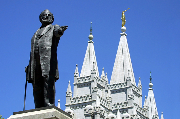 A Former Mormon Church Leader Was Recorded Admitting He Molested Multiple Women
