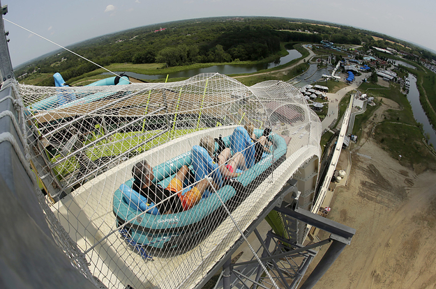 """The Owners Of The """"World's Tallest"""" Waterslide That Decapitated A Boy Allegedly Knew The Ride Was..."""