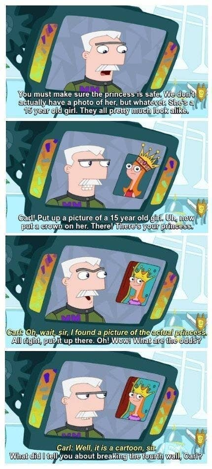 17 Times Phineas And Ferb Was Too Funny To Just Be A Kids Show