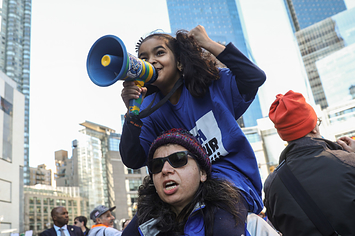 Here Are Photos Of Some Of The Youngest Voices At The March For Our Lives Rallies