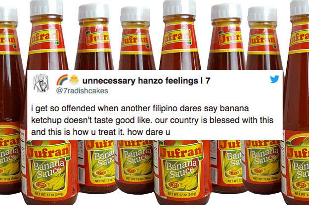 21 Things Filipinos Who Worship Banana Ketchup Know To Be True