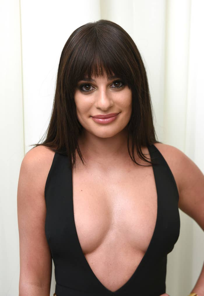 f2afc0a8d04 Twitter Is Having A Field Day After A Theory About Lea Michele Being ...