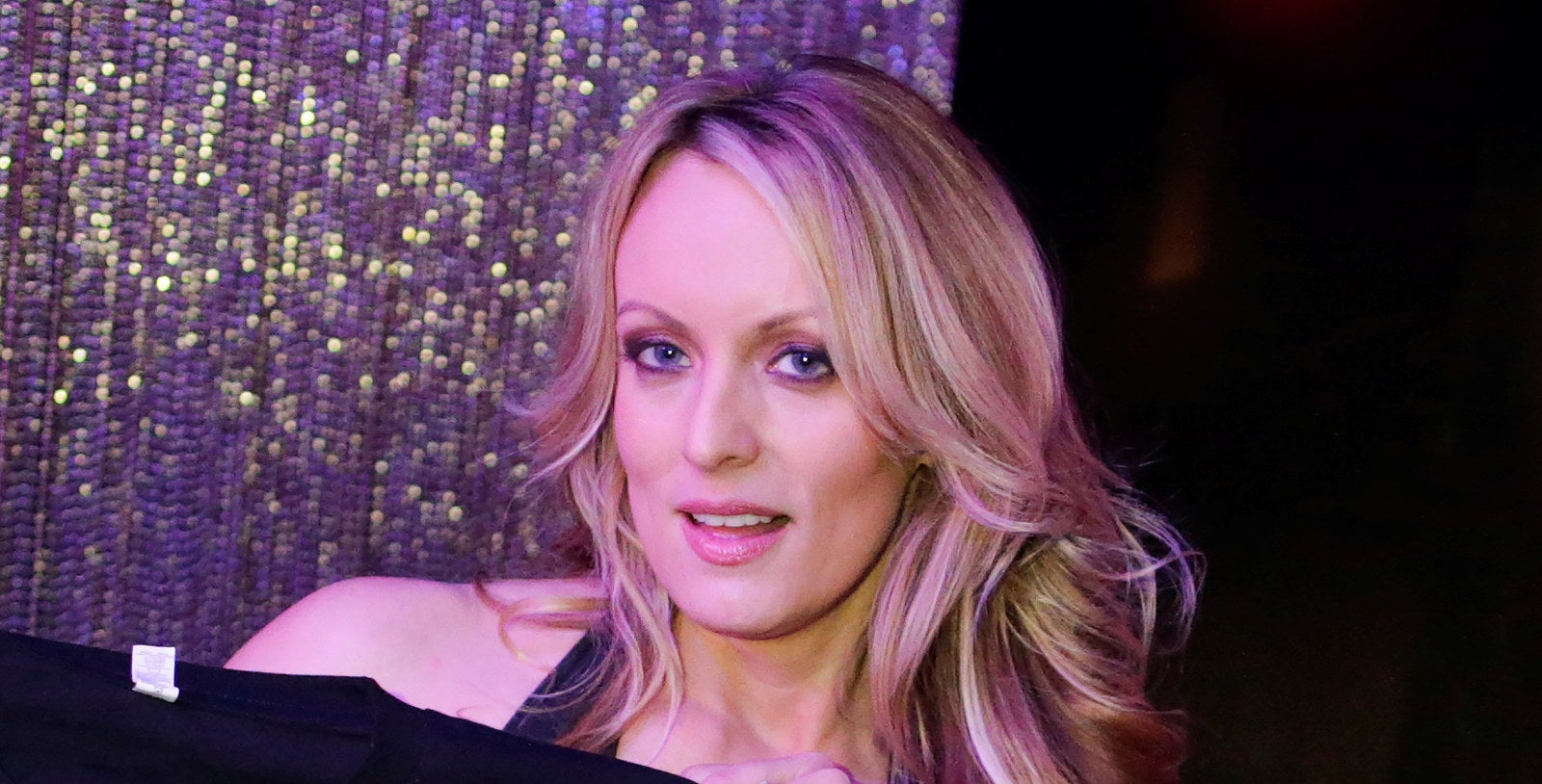 Stephanie Clifford, also known as Stormy Daniels