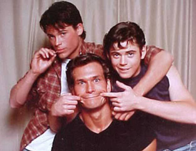 do you remember the outsiders movie 35 years later