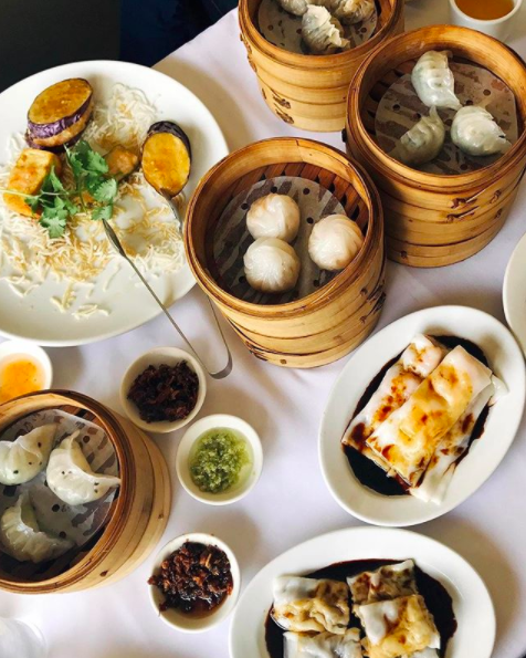 Or a dim sum restaurant where you go to satisfy your dumpling craving without a crazy cost.