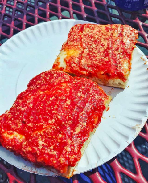 Perhaps you're able to survive rent week thanks to your favorite local pizza joint (which happens to have the best square slice in town).