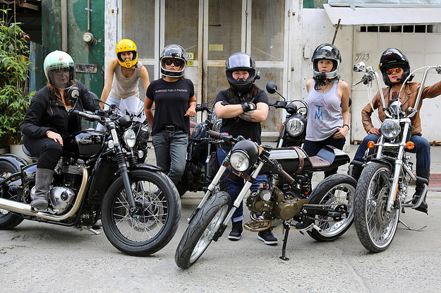 Meet The Litas Manila, A Riding Group Shifting Gears For Women In
