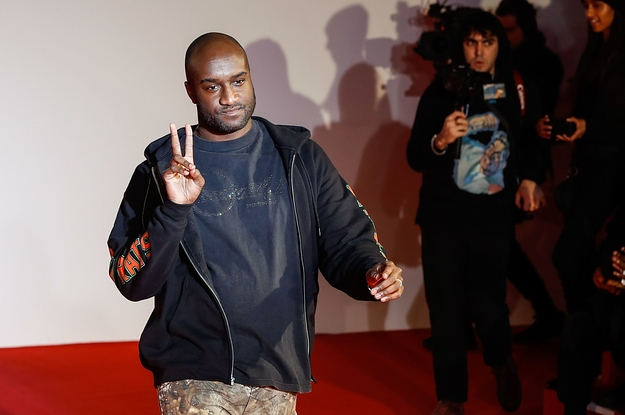 2d15f11a40b0 Louis Vuitton Just Appointed Its First Black Director And People Are Here  For Him