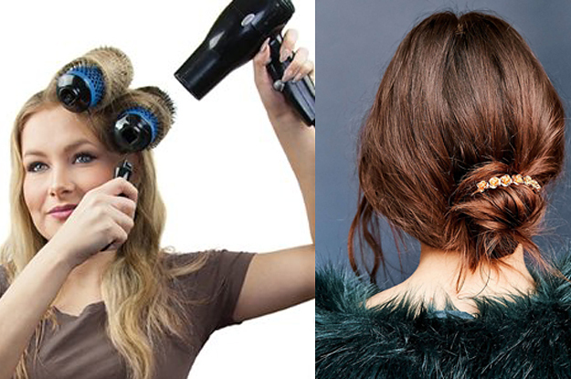 27 Ways To Trick People Into Thinking You're Good At Doing Your Hair