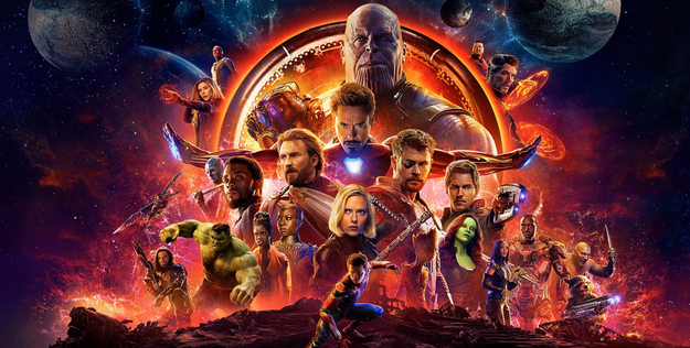 We're about a month away from Avengers: Infinity War, a movie the Marvel Cinematic Universe has been building to for almost a decade.