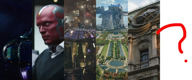 Heading into Infinity War, we've got a stone with the Asgardians, another in Vision's head, one with The Collector, one on Xandar, and one in Manhattan.
