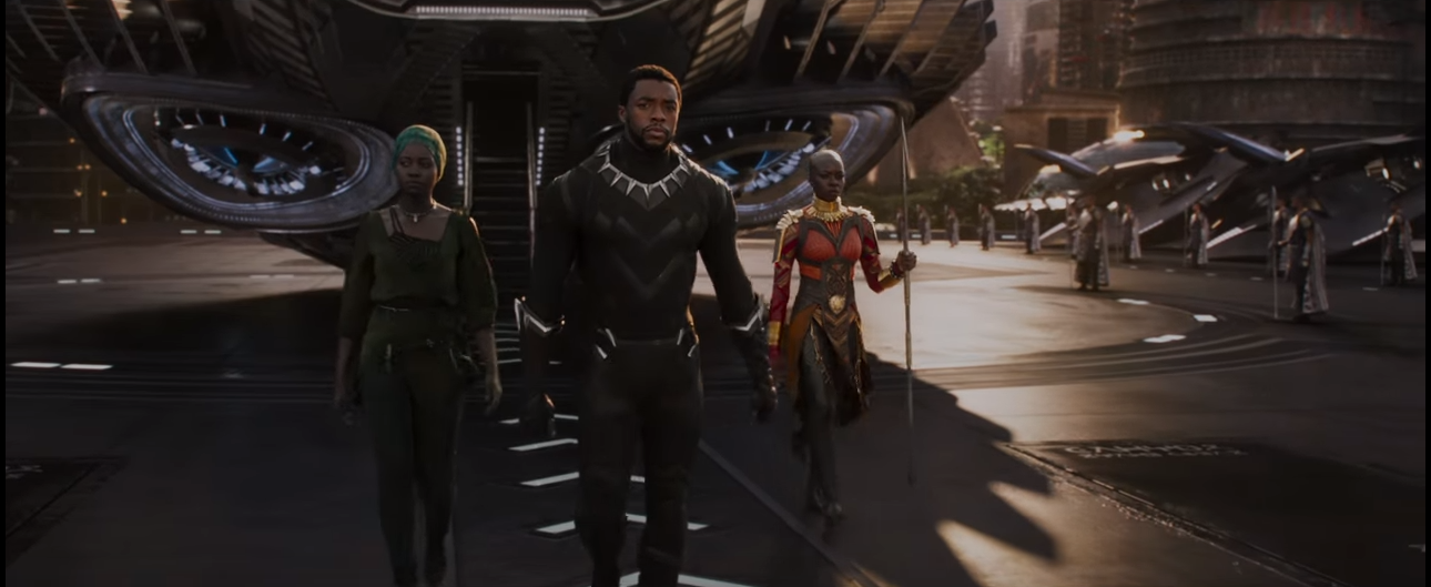 Alright, cool, how are you doing? Everyone still with me here? All of this brings us to Black Panther.