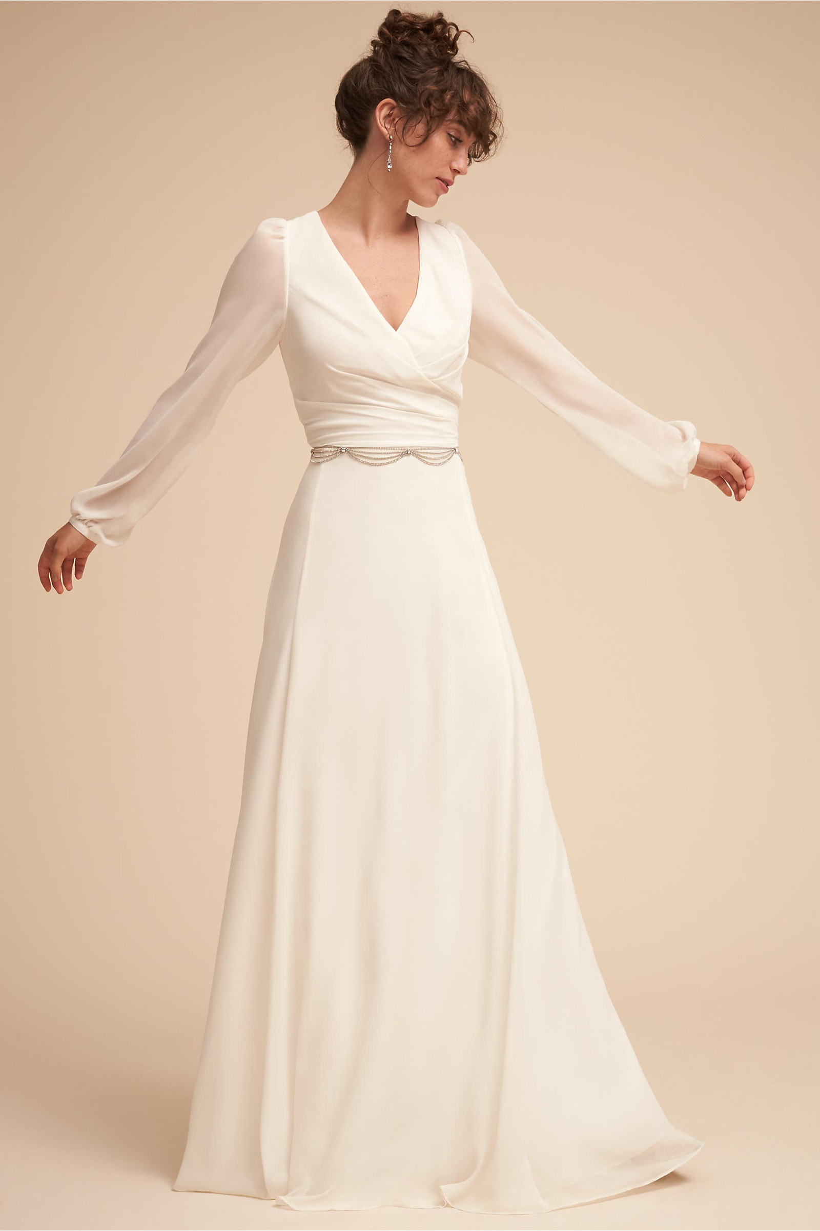 de9dc4447cc86 Bhldn: AKA the wedding shop where boring dresses are as unwelcome as vowels.