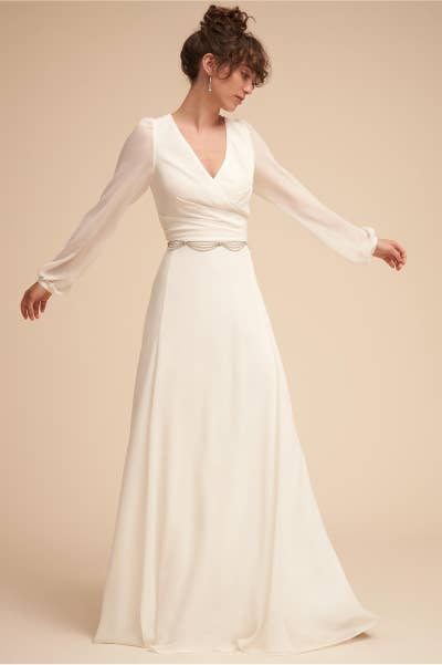 07e170d1a9cf Bhldn: AKA the wedding shop where boring dresses are as unwelcome as vowels.