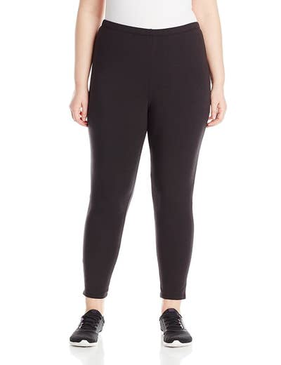 c983e4bf33843 Jersey leggings perfect for both running errands (ugh) and lounging around  your room (yay). Versatility, folks.