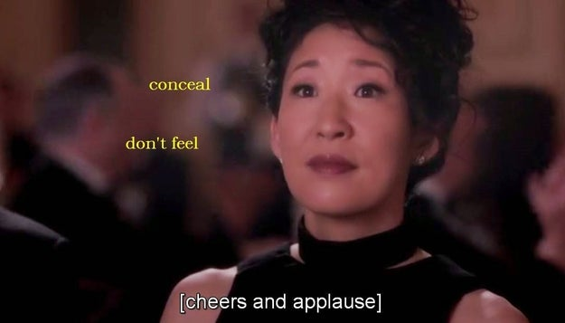 When Cristina didn't win a Harper Avery award because of the hospital's connection to the Averys, BUT then Meredith got the same award years later even though she's in the EXACT SAME situation.