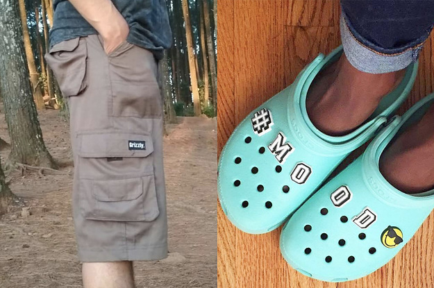 e2f45e7995 Would You Rather Have To Wear Cargo Shorts Or Crocs Every Day For The Rest  Of Your Life?