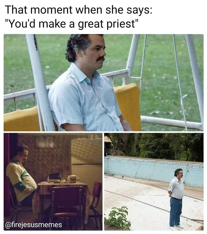 100 Catholic Memes That Will Have You Sinfully Laughing For Hours