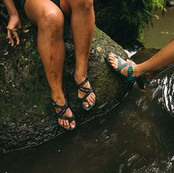 54d3d4ffd1 4. Chaco's classic sandals are so comfy you can trek all over the world in  them — whether it's through the backwoods or in a big city.