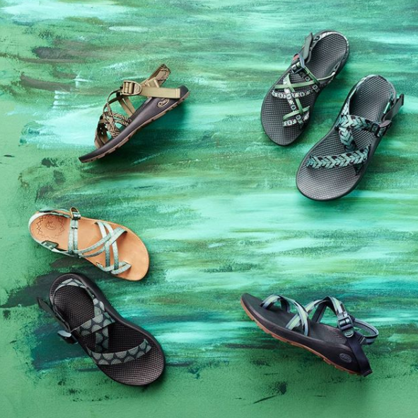 3cdb8bfe7f5b Chaco s classic sandals are so comfy you can trek all over the world in them  — whether it s through the backwoods or in a big city. Each strap is  adjustable ...