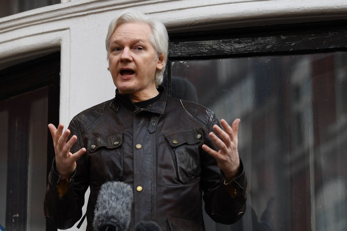 Assange, an Australian who was granted Ecuadorian citizenship earlier this year, has been camped out in the Ecuadorian Embassy in London for the last six years, where he initially took refuge from being extradited to Sweden on rape charges. (Swedish prosecutors dropped those charges last year, but he still faces arrest in the UK.) Since then, he has been something of a thorn in the embassy's side, with not infrequent clashes between Assange and embassy staff.