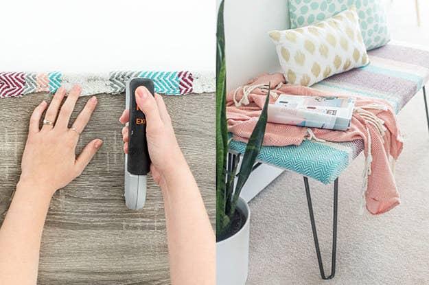 16 Decor DIYs That Are Cuter And Cheaper Than An Ikea Headboard
