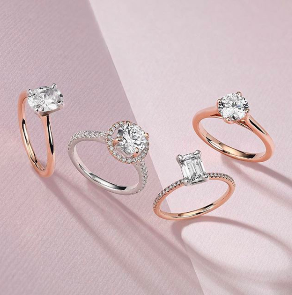 Buzzfeed 7 Rings: 24 Of The Best Places To Buy Custom Engagement Rings Online