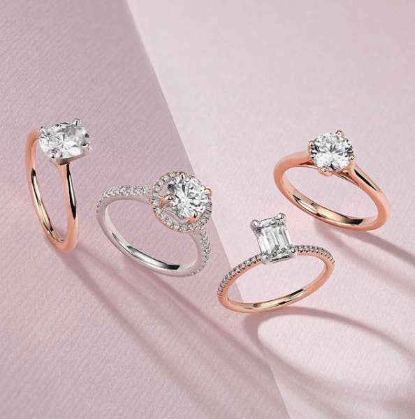 Design Your Own Unique Enement Ring | 24 Of The Best Places To Buy Custom Engagement Rings Online