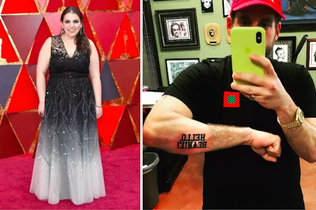 dedfc7cf641 Jonah Hill Got His Sister s Name Tattooed On His Arm Because She s Kind Of  A Big Deal